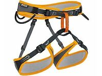 3 x climbing harnesses new