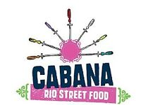 Cabana Islington is looking for floor staff, bar staff and supervisors.