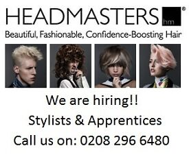 Hair Stylists at Headmasters – Full & Part Time roles in Walton, Surrey. Amazing Team!!