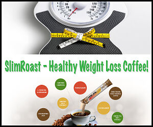 SlimRoast Coffee - Not Your Ordinary Coffee