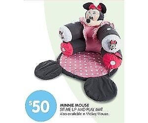 Minne Mouse Sit Me Up