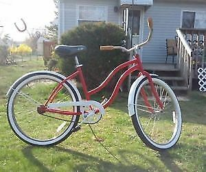 IM LOOKING FOR A OLD FASHIONED CRUISER BIKE