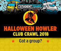 Halloween Party - Event Leader Paid Position - Oct 26 / 27