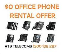 Get a FREE phone system with your line rental with ATS Telecoms Artarmon Willoughby Area Preview