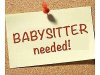 babysitters/child minders / babysitting