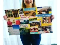 Vision Board Workshops for Women