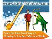 grow taller 4 idiots full package