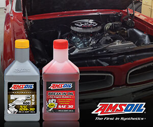 AMSOIL High Zinc motor oil for older engines