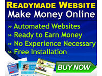 Make Money With Adsense Clickbank Amazon Ready Websites.