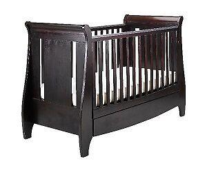 Tutti Bambini Lucas Espresso Cot Bed