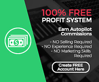 EARN COMMISSION COMPLETELY FREE!!  YOUR FIRST COMMISSION TODAY!!