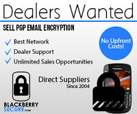 BLACKBERRY PGP SERVICES & UNITS -WORLD WIDE COVERAGE AND SERVICE