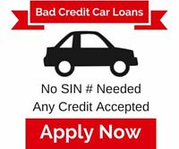 Car Loan 100% Guarantee! For Everyone!
