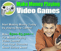 Get Paid To Play Video Games!