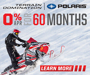 Ready for winter? 0% APR Financing for 60 months on Axys RMK!!