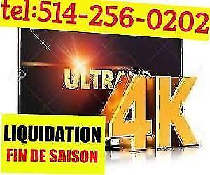 """TELEVISION LED 4K TV LED MEILLEURS PRIX /55"""" 4K SMART _419.99"""