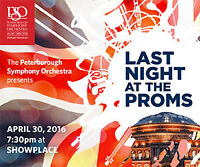 Peterborough Symphony Orchestra presents Last Night at the Proms