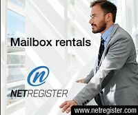Get a physical Edmonton mailing address downtwon Jasper Avenue