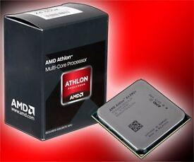 AMD X4 860K 4.2 ghz 4 core cpu with Gigabyte F2A88XM-D3H motherboard