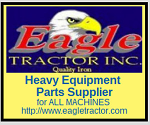 Heavy Equip.Parts/Attachments for Loaders Crawlers Dozers etc.