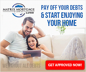 Pay off debts with the equity in your home!!