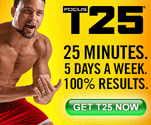 Focus T25: Alpha , beta et gamma + guides et calendriers
