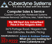 Cyberdyne has over 24 years of service Flat Rate Service, Repair