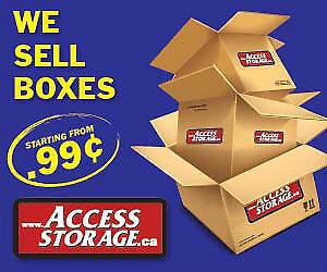 Storage, Packing & Moving Supplies Oakville / Halton Region Toronto (GTA) image 1