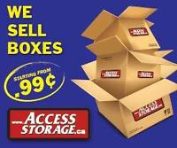 ONE STOP SHOP:WE HAVE BOXES, STORAGE RENTALS AND OFFER FREE VAN!