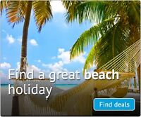 Weekend Travel Deals
