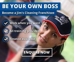 Jim's Cleaning Business Opportunities - Melbourne central region Hampton East Bayside Area Preview