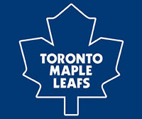 Toronto Maple Leafs Tickets- Pair of Purple Aisle Seats