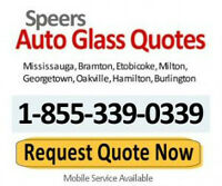 Great rates on windshield repair & replacement! Owner Operated!