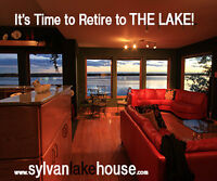 It's Time to Retire to THE LAKE!
