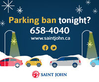 Changes to Overnight Parking for North, East and West sides