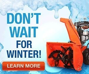 Onsite mobile snow blower repairs and snowblower tune ups