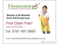 End of Tenancy Cleaning Services - Professional & Insured House Cleaners