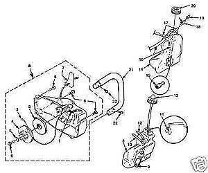 Homelite Chainsaw Fuel Line, Homelite, Free Engine Image
