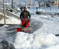 North - South - East - West - SNOW REMOVAL - Start $120+/Month