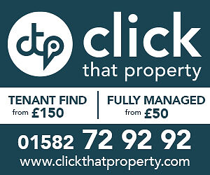 Landlords! Professional Tenants Waiting - Tenant Find Fee From Only £150 - Call us on 01582 729292
