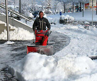 North - South - East - West - SNOW REMOVAL Pay: per visit/ Month