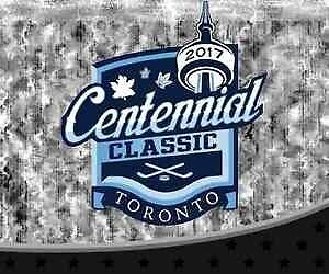 Pair of tickets for outdoor Leafs game! Peterborough Peterborough Area image 1