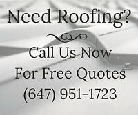 AFFORDABLE ROOFERS AND QUALITY ROOFING MISSISSAUGA: 6479511723