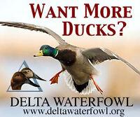 Delta Waterfowl Wapiti Shooter Club