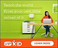 Teach English Online from Home - VIPKID
