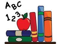 Tutor for primary school children