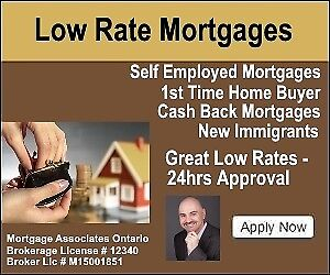 Mortgage for Self Employed, 1st time Home Buyer & Poor Credit