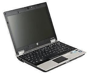 "12"" HP Elitebook 2540p Core i7 4.0RAM/250HD Win7 Pro Notebook"