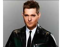 Michael Buble Hyde Park tickets - 13th July - priority entry.