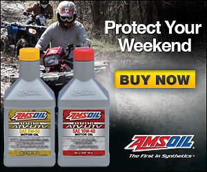ATV/UTV Synthetic Motor Oils and lubricants